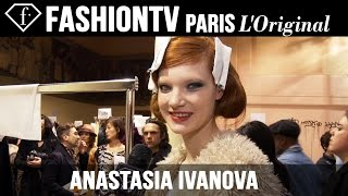 Anastasia Ivanova: My Look Today | Model Talk | FashionTV