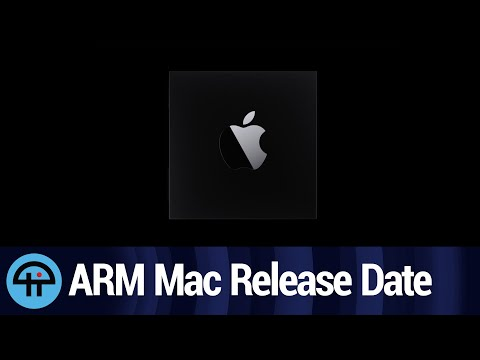 First Apple Silicon Mac Release Date