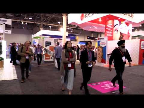 HR Technology® Conference Expo Hall Walk-through