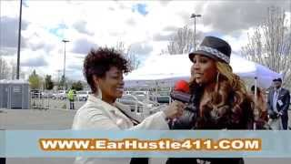 EarHustle411 Interviews Cynthia Bailey Of RHOA At Road To 20th Essence Festival