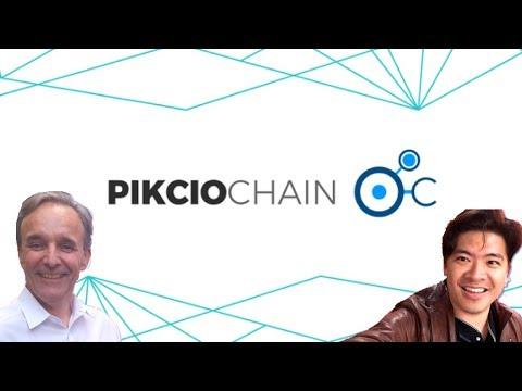 PikcioChain Interview (PKC) - Personal Data Chain