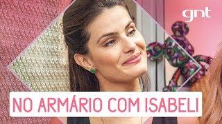 Tour pelo Closet da supermodel Isabeli Fontana | Desengaveta | Fernanda Paes Leme