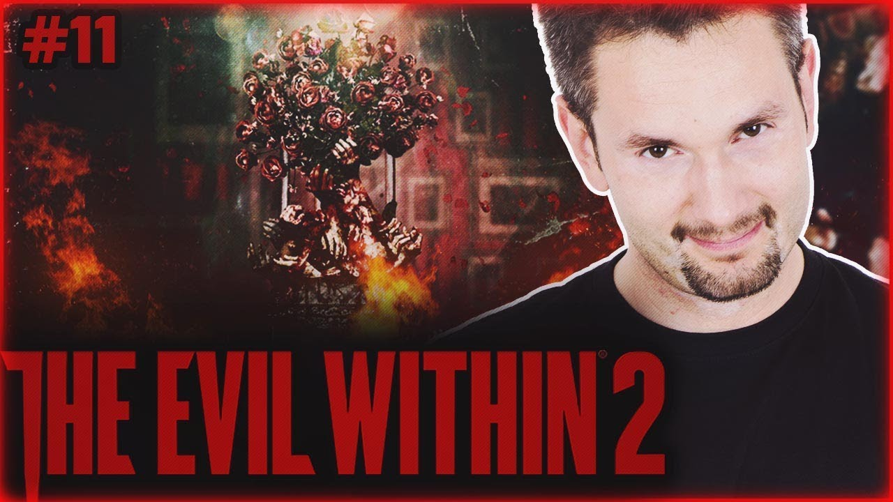 BYĆ JAK MAX PAYNE | THE EVIL WITHIN 2 | HORROJKI GAMEPLAY #11