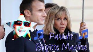 Brigitte Macron Parodié dans une chanson de macron pour sa mère ( heu, sa femme ) Tik Tok