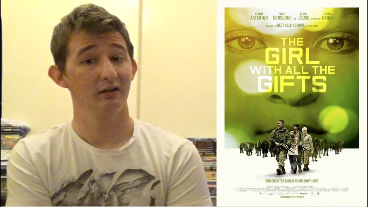 The Girl With All The Gifts Movie Review - YouTube