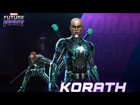 Korath Rises Ghost Falls?!? | Marvel Future Fight