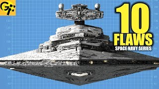 10 Flaws Galactic Empire | BEST SPACE NAVY SERIES
