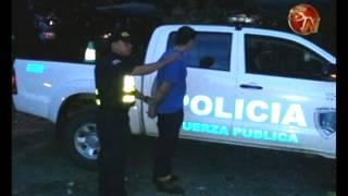 Policía detuvo a hombre sospechoso de bajonazo en Puerto Jiménez