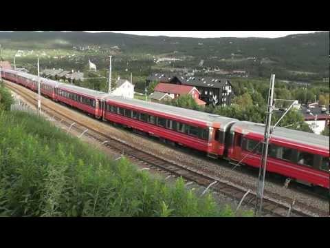 Trainspotting 2011 - Dag 2 - Geilo/Haugastøl/Ustaoset