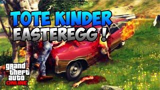 GTA 5 Online: TOTE KINDER IN GTA - EASTEREGG | Deutsch