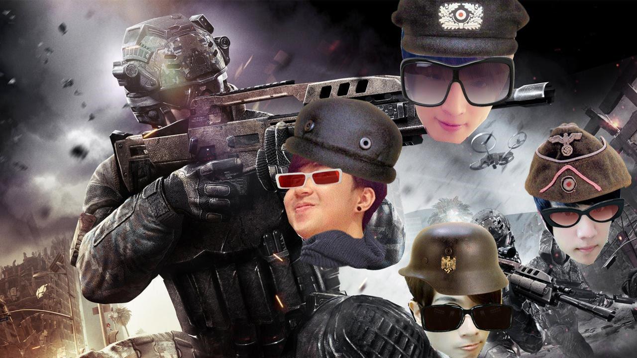 使命召喚:黑色行動3 I Call of Duty : Black Ops III #2(上) 吳家人出現 [老洋&老吳&宋聖&紅紅] - YouTube