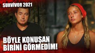 ALEYNA'NIN ANNESİNDEN ŞOK MESAJLAR!   Survivor 2021