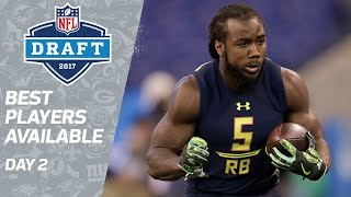Best STEALS Available on Day 2 of 2017 NFL Draft | Good Morning Football | NFL Network
