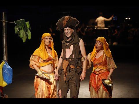 sirene Operntheater  - Festival alf laila wa laila 1 - Die Träume - Musik Paul Koutnik