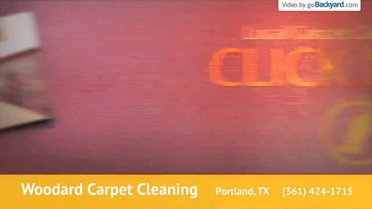 Woodard Carpet Cleaning - YouTube