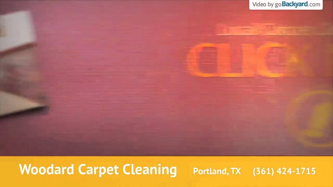 Woodard Carpet Cleaning - YouTube