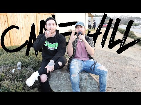 Interview With Cane Hill (Elijah Witt) SoundlinkTV Mp3