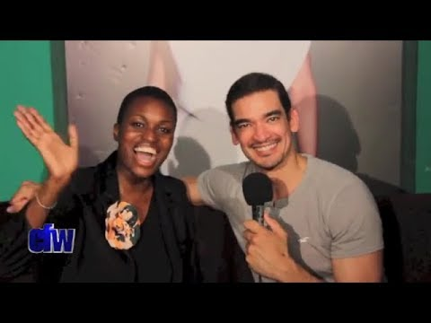Hector Lincoln interviews Supermodel turned Designer Lois Samuels at Caribbean Fashion Week 2017