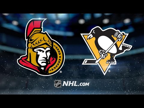 Guentzel, Aston-Reese lead Pens past Senators, 6-3