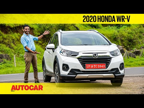 2020 Honda WR-V Review – Just what has changed? | First Drive | Autocar India