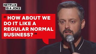 Nate Bargatze on How To Order Artisanal Coffee
