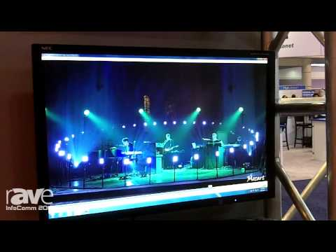 InfoComm 2015: TMB Showcases Solaris LED Mozart Pixel-Mapping Fixture