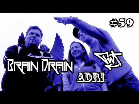 Brain Drain feat. FNT & Adri - 59-es körzet (Official Music Video) - HD (2018)
