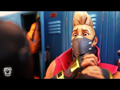 DRIFT'S SAD ORIGIN STORY... *SEASON 9* (A Fortnite Short Film)