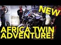 2018 Honda Africa Twin Adventure First Look