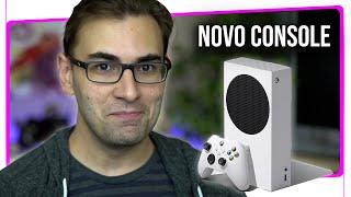Xbox Series S - O NOVO Console da Microsoft na Nova Geração!