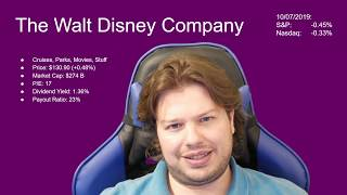 Should You Buy Disney ? Stock Analysis