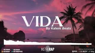 [FREE] Instru Rap Reggaeton/Ambiance | Flute Instrumental Rap - VIDA - Prod. By KALEM BEATS