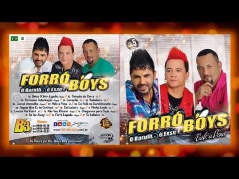 Forró Boys Vol. 5 - 11 Minha Linda