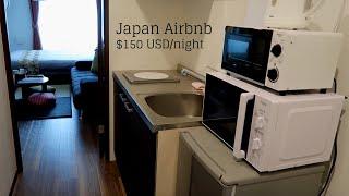 Gambar cover Japan Airbnb - Kyoto - $150 USD per night