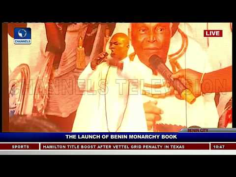 Notable Nigerians Throng Edo State As Oba Of Benin Launches Monarchy Book Pt.1 |Live Event|