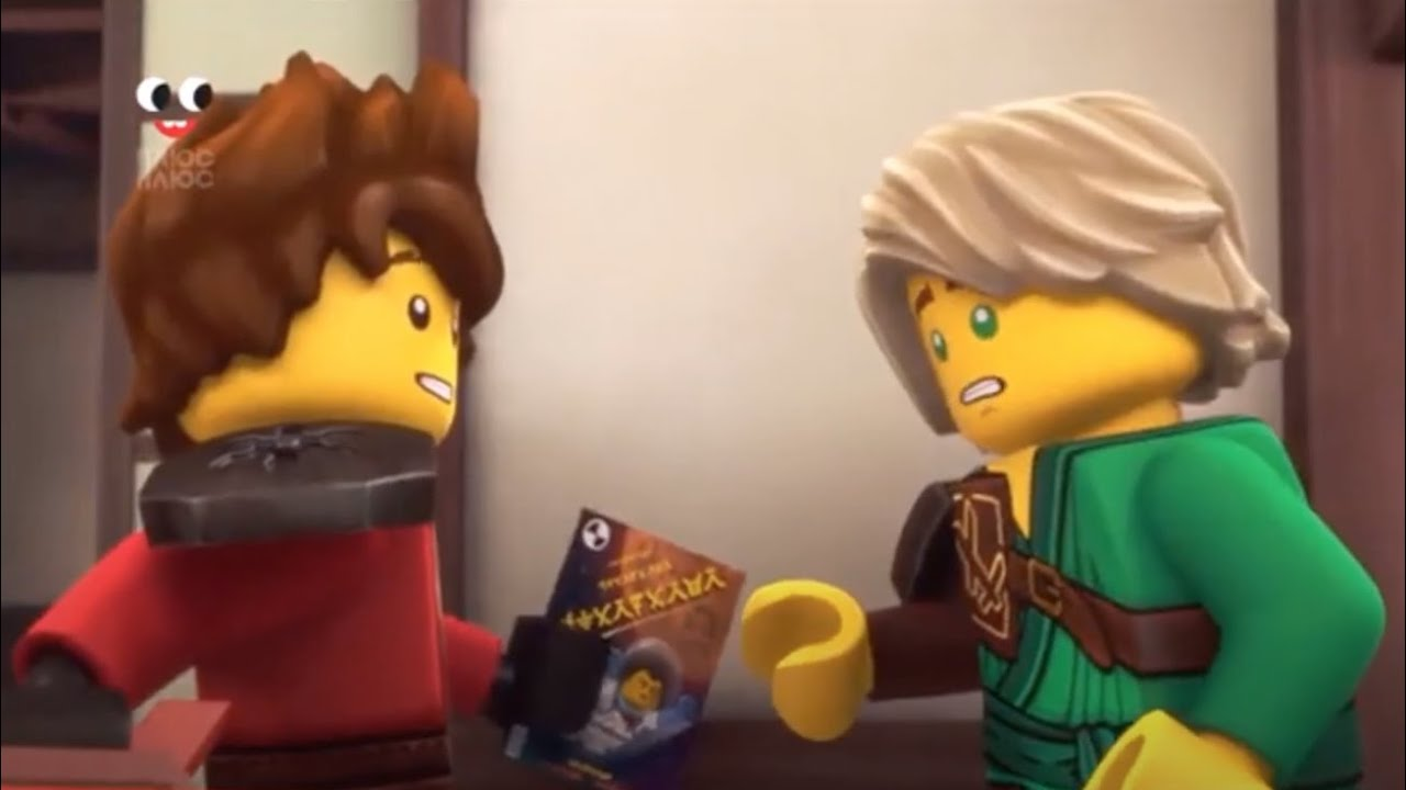 Ninjago Season 11 Soundtrack: Packing for a Quest