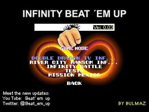 double-dragon-iv-infinity-ver.-0.03---remake-download---openbor---infinity-beat'em-up