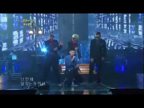 [HIT] 불후의 명곡2-박재범(Jay Park) - 빗속의 여인.20121027