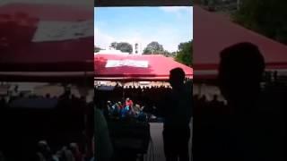 Trio Visión de Jesús - Participación en Mercedes Umaña 26 de Julio 2017