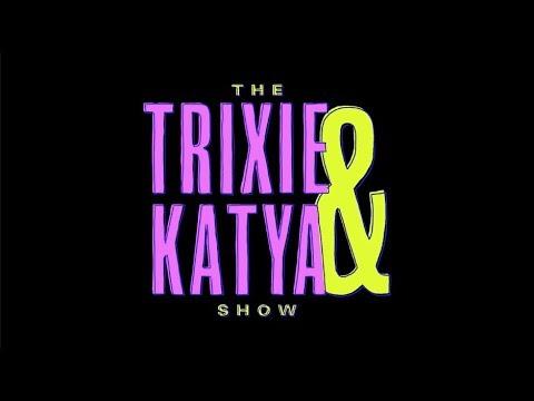 "SNEAK PEEK! The ""Trixie & Katya Show"" on VICELAND Nov. 15th"