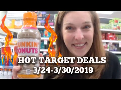 Awesome Easter Basket Deals! |Target In Store Deals 3/24-3/30/2019