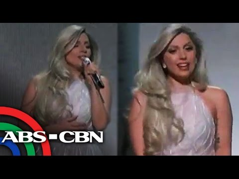 Tribute ni Lady Gaga sa 'Sound of Music' Mp3