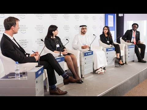 Abu Dhabi 2015 - Press Conference: UAE Global Shapers