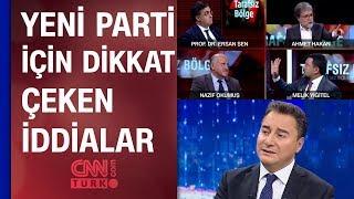 Ahmet Hakan'la Tarafsız Bölge'de dikkat çeken Ali Babacan yorumları...