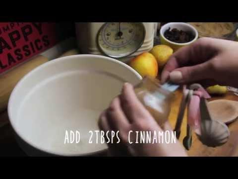 Pourable Sunshine - Apple & Pear Cake