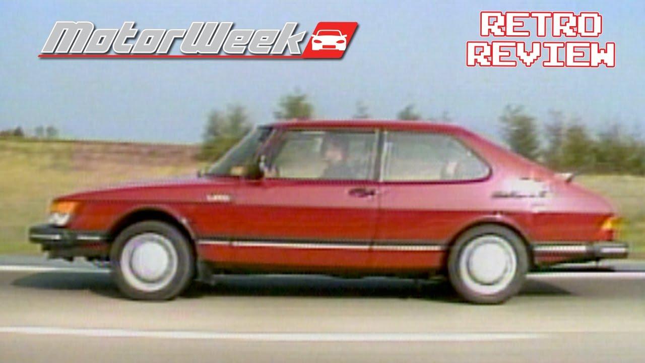 Retro Review  1985 Saab 900 Turbo 16