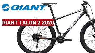 ... greetings. meet the new giant talon 3 2020 year bike. from dirt paths to singletrack trails, this aluminum hardtail will get y...