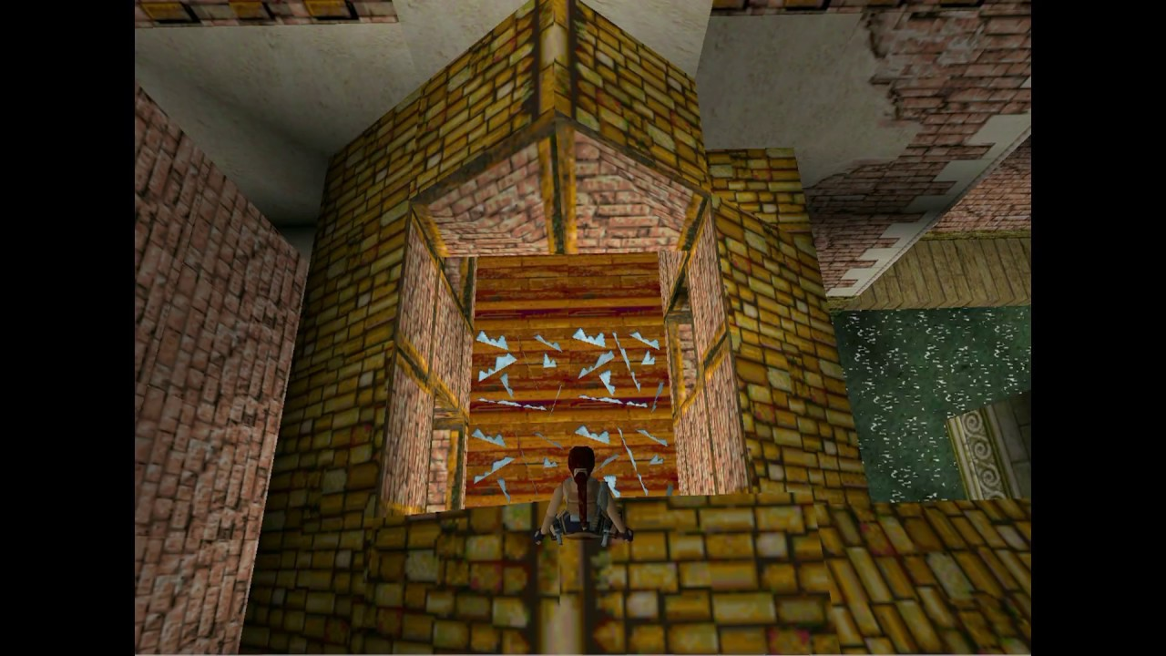 Tomb Raider 2 Infinite Health Patch Unlimited Youtube