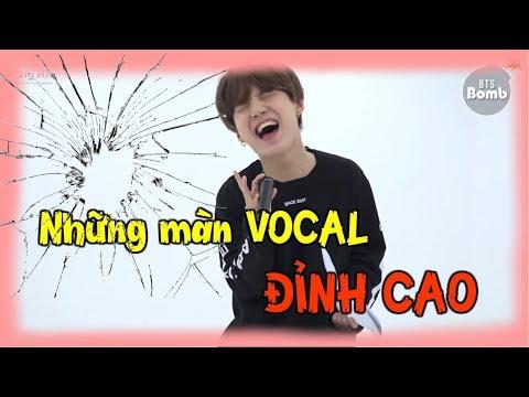 [J4F] BANGTAN và những màn vocal ĐỈNH CAO (HIGH NOTE) ♡ (Phần 1)