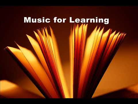 Music for Learning: Studying Music (more than 1 hour Classic